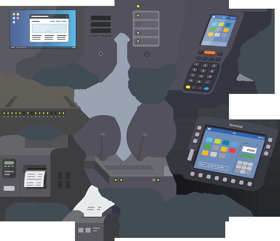warehouse barcode software malaysia